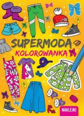 Kolorowanki Supermoda -    mała okładka