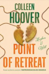 Point of Retreat - Colleen Hoover | mała okładka