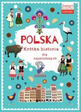 Polska Krótka historia dla najmłodszych -  | mała okładka