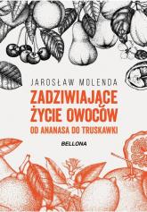 Zadziwiające życie owoców Od ananasa do truskawki - Jarosław Molenda | mała okładka