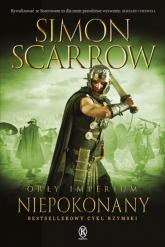 Orły imperium 15 Niepokonany - Simon Scarrow | mała okładka