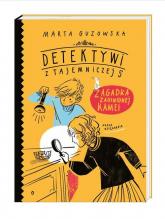 Zagadka zaginionej kamei - Marta Guzowska | mała okładka