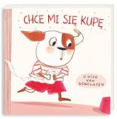 Chce mi się kupę - Genechten van Guido   mała okładka
