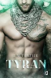 Tyran Tom 2 King - T.M. Frazier | mała okładka