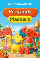 Przygody Plastusia - Maria Kownacka | mała okładka