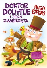 Doktor Dolittle i jego zwierzęta - Hugo Lofting   mała okładka