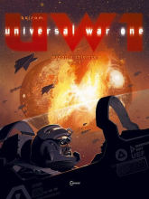 Universal War 1 Tom 1 - Denis Bajram   mała okładka