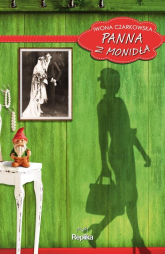 Panna z Monidła - Iwona Czarkowska | mała okładka