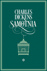 Samotnia Tom 1 - Charles Dickens | mała okładka