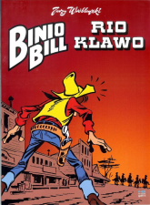 Binio Bill Rio klawo - Jerzy Wróblewski | mała okładka