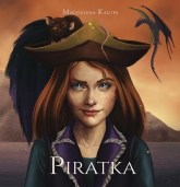 Piratka - Magdalena Kalupa | mała okładka