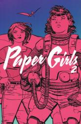 Paper Girls 2 - Vaughan Brian K. Chiang Cliff   mała okładka