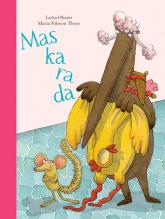 Maskarada - Lotta Olsson   mała okładka