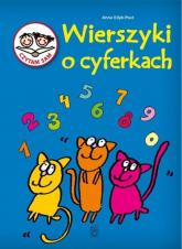 Czytam sam Wierszyki o cyferkach - Anna Edyk-Psut   mała okładka