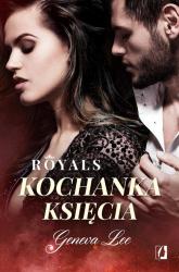 Royals Tom 1 Kochanka księcia - Geneva Lee | mała okładka