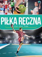 Piłka ręczna Zasady porady trening - Michał Duława | mała okładka