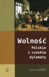 Wolność Polskie i czeskie dylematy -  | mała okładka