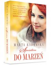 Sprintem do marzeń - Marta Radomska | mała okładka