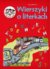 Czytam sam Wierszyki o literkach - Anna Edyk-Psut   mała okładka