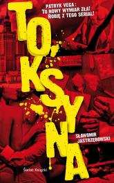 Toksyna - Sławomir Jastrzębowski | mała okładka