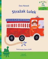 Strażak Lulek - Ewa Nowak | mała okładka