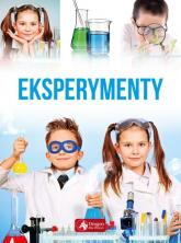 Eksperymenty dla dzieci - zbiorowe opracowanie | mała okładka