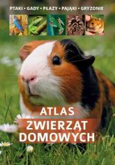 Atlas zwierząt domowych - Manfred Uglorz | mała okładka