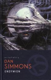 Endymion artefakty - Dan Simmons | mała okładka