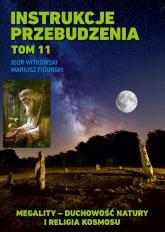 Instrukcje przebudzenia Tom 11 Megality - duchowość natury i religia kosmosu - Igor Witkowski | mała okładka