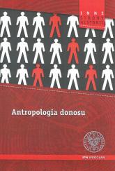 Antropologia donosu -  | mała okładka