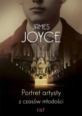 Portret artysty z czasów młodości - James Joyce | mała okładka