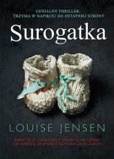 Surogatka - Louise Jensen   mała okładka