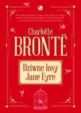 Dziwne losy Jane Eyre - Charlotte Brontë | mała okładka