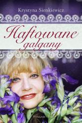 Haftowane gałgany - Krystyna Sienkiewicz | mała okładka