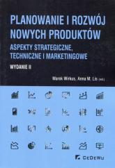 Planowanie i rozwój nowych produktów  Aspekty strategiczne i marketingowe -  | mała okładka