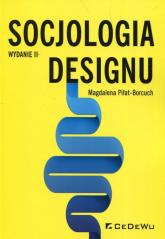 Socjologia designu - Magdalena Piłat-Borcuch | mała okładka