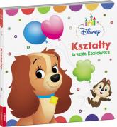 Disney Maluch Kształty DBN-8 - Urszula Kozłowska | mała okładka
