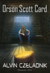 Alvin czeladnik - Card Orson Scott   mała okładka