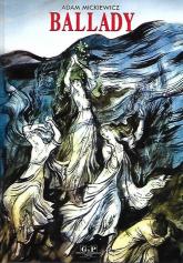 Ballady - Adam Mickiewicz | mała okładka