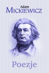 Poezje - Adam Mickiewicz | mała okładka