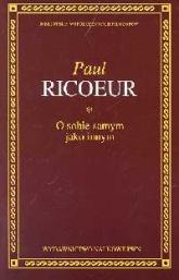 O sobie samym jako innym - Paul Ricoeur | mała okładka