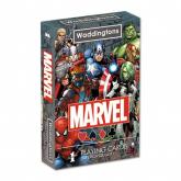 Karty do gry Waddingtons Marvel Universe -  | mała okładka