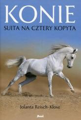 Konie Suita na cztery kopyta - Jolanta Reisch-Klose | mała okładka