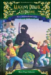 Noc z wojownikami ninja - Osborne Mary Pope | mała okładka