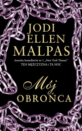 Mój obrońca - Malpas Jodi Ellen | mała okładka