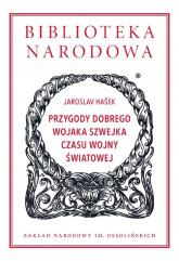 Przygody dobrego wojaka Szwejka czasu wojny światowej - Jaroslav Hašek | mała okładka