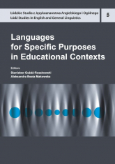 Languages for Specific Purposes in Educational Contexts -    mała okładka
