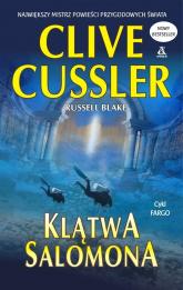 Klątwa Salomona - Cussler Clive, Russel Blake | mała okładka