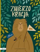 Zwierzokracja - Ola Woldańska-Płocińska | mała okładka
