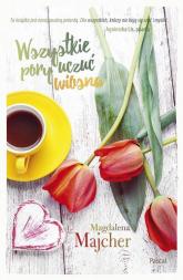 Wszystkie pory uczuć Wiosna - Magdalena Majcher | mała okładka